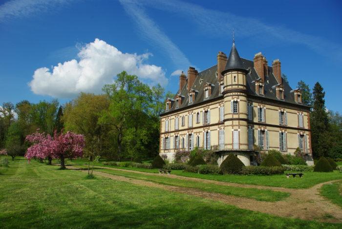 Château du Bignon Mirabeau