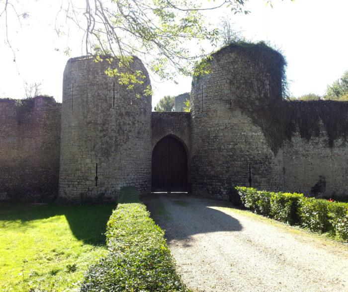 Château du Mez le Maréchal