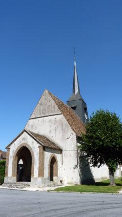 Eglise du Bignon Mirabeau