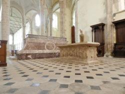 Eglise abbatiale de Ferrières en gâtinais