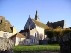 Ferrières - Eglises et Abbatiale