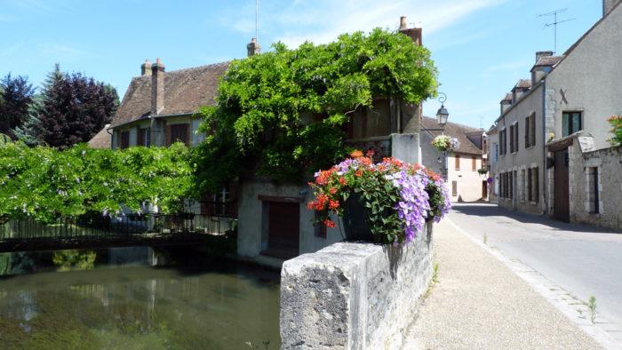 Ferrières - Rue du Perray