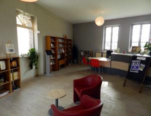 Office de Tourisme de Ferrières - intérieur