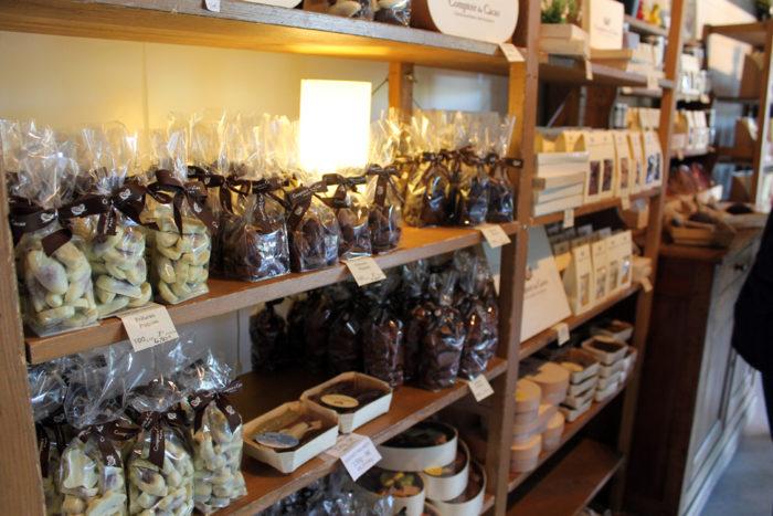 Visites d'entreprises - Comptoir du Cacao