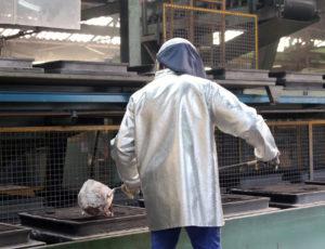 Visites d'entreprises - Fonderie de Fontenay Sur Loing