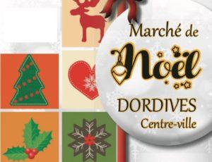 Marché de Noël – Affiche 2018