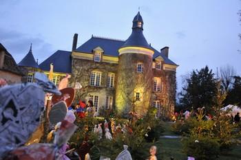 Château du Père Noël – Mignerette