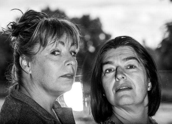 Delphine et Sabine – Fourchette & Bouchon