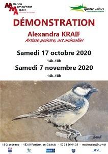 Démonstration Alexandra KRAIF oct-nov – Copie