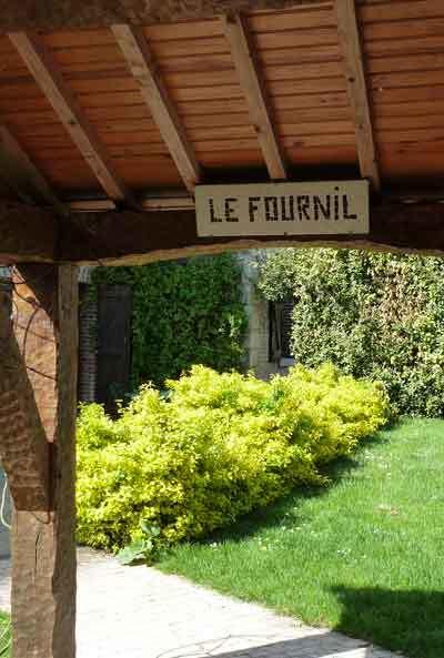 Le Fournil – Entrée