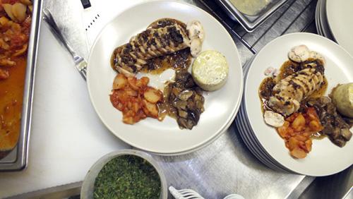 Le trady restaurant1