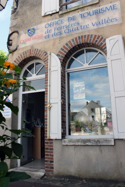 Office de Tourisme Ferrières Quatre Vallées – extérieur 2 (1)