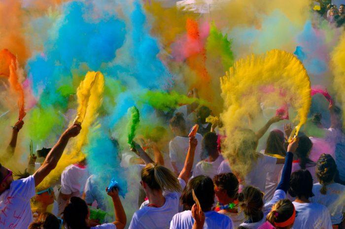 Run Color