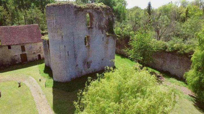 chateau Mez le maréchal drone.12_