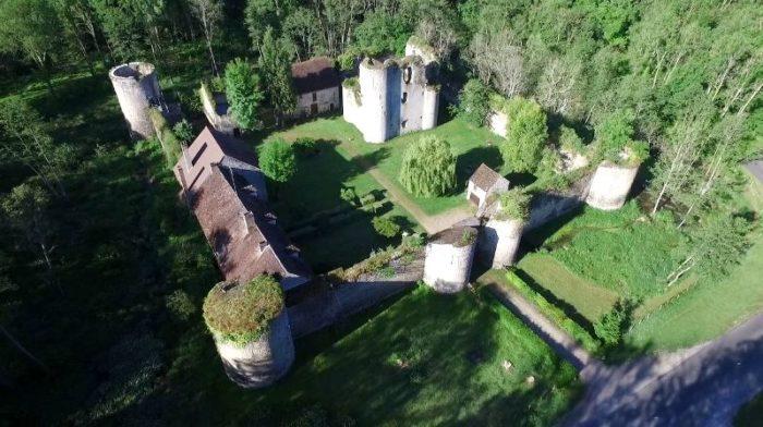 chateau Mez le maréchal drone.2_