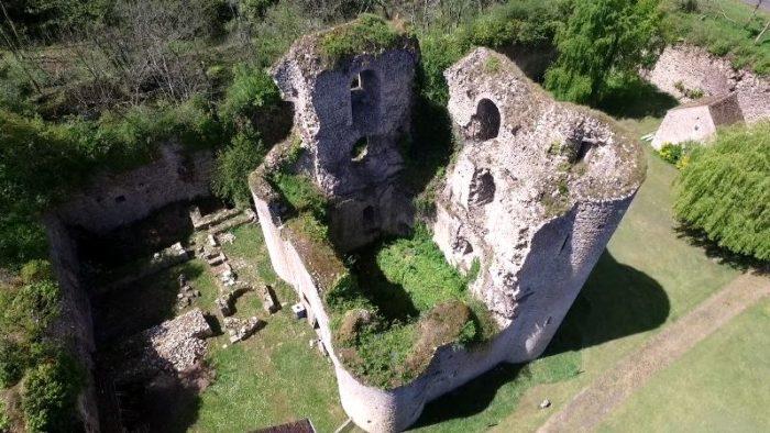 chateau Mez le maréchal drone.7_